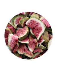 Freeze Dried Fig Pieces 70gm
