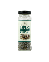 Capers Non Pareilles in Salt 75gm