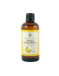 Banana  Extract 100ml