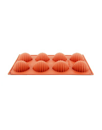 Shell Silicone Mould 60x30mm