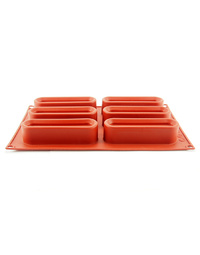 Tablet Silicone Mould 123x35x32mm