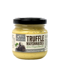 Truffle Mayonnaise with Extra Virgin Olive Oil