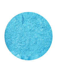 Antique Blue Lustre Powder