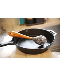 Tenacious C Grey Cast Iron Brush