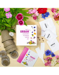 Urban Greens Growing Kits