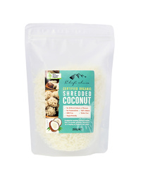 Organic Coconut Flakes 120gm