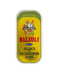Rizzoli Anchovies in Extra Virgin Olive Oil 90g