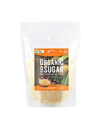 Chefs Choice Organic Raw Sugar 600gm