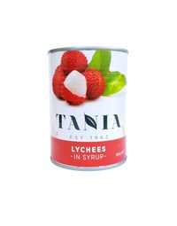 Tania Lychee in Syrup 565g
