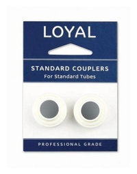 Coupler Standard Piping Tips 2 Set