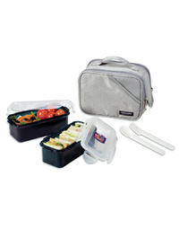 Lock & Lock Storage Lunch Box Set 2pc