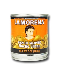 La Morena Nacho Sliced Pickled Jalapenos 200gm