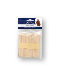 Loyal Popsicle Sticks 100 Pack
