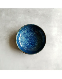 Misted Sea Small Round Bowl 125x42mm