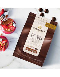 Callebaut 823 33.6% Milk Chocolate Callets
