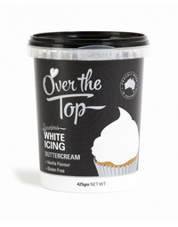 Over the top Buttercream