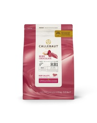 Callebaut Ruby Chocolate
